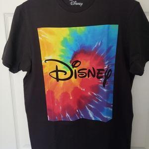 Disney tie dye graphic t-shirt New 👕